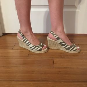 Chico's wedge sandals